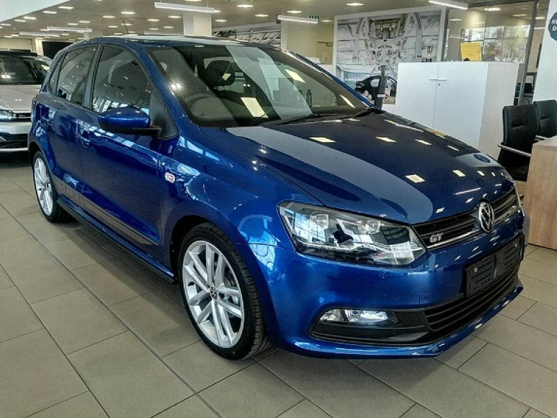 2021 Volkswagen Polo Vivo 1.0 TSI GT 5-Door Gauteng Johannesburg_0