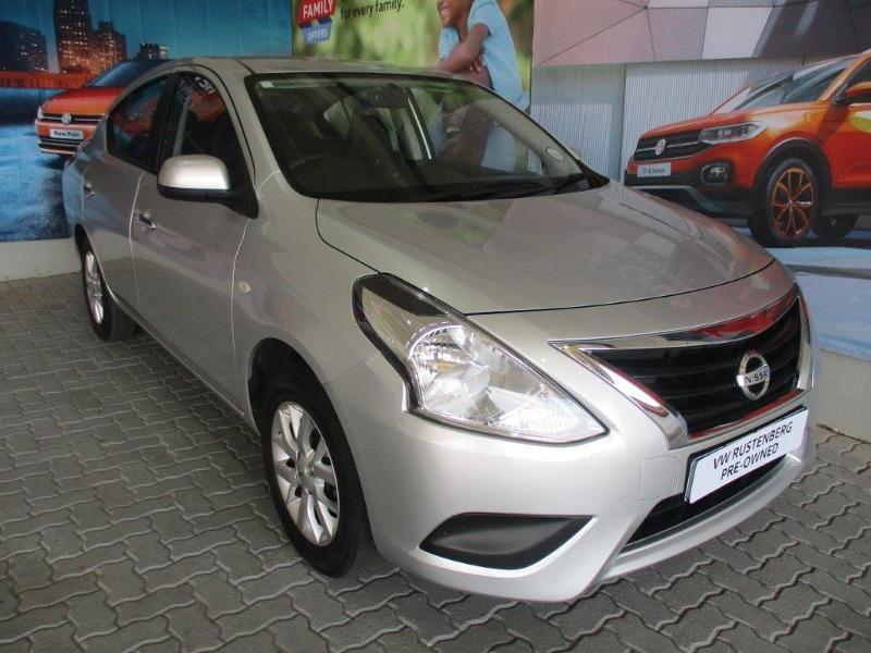 2019 Nissan Almera 1.5 Acenta Auto North West Province Rustenburg_0