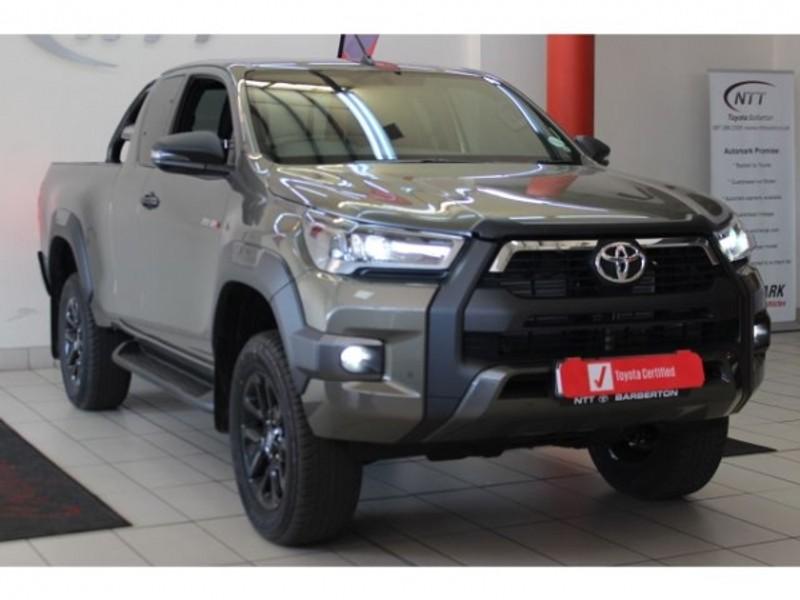 2021 Toyota Hilux 2.8 GD-6 RB Legend Auto PU ECab Mpumalanga Barberton_0