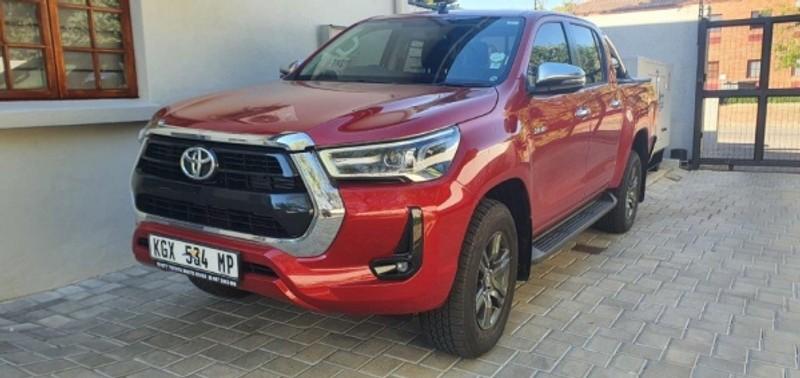 2021 Toyota Hilux 2.8 GD-6 RB Raider Auto Double Cab Bakkie Limpopo Groblersdal_0