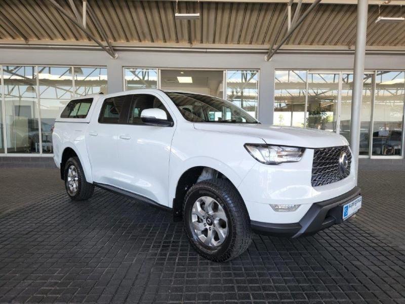 2021 GWM P-Series CV 2.0TD DLX Auto Double Cab Bakkie Gauteng Johannesburg_0
