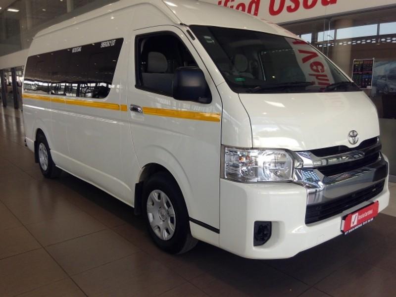 2017 Toyota Quantum 2.5 D-4d 14 Seat  Limpopo Mokopane_0