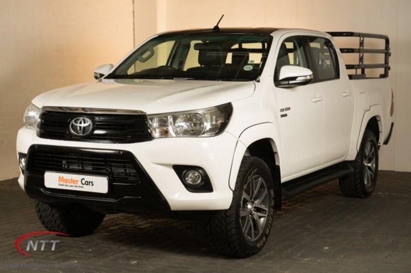 2017 Toyota Hilux 2.8 GD-6 Raider 4x4 Double Cab Bakkie Gauteng Heidelberg_0