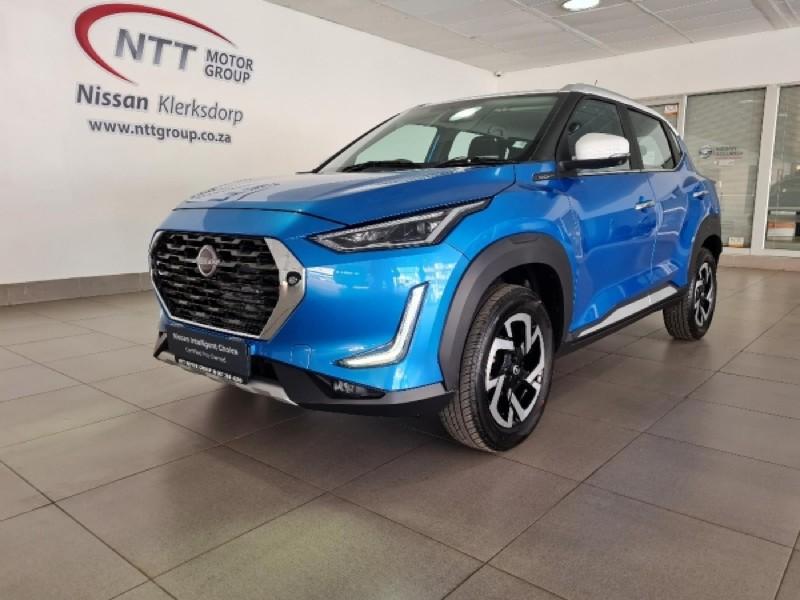 2021 Nissan Magnite 1.0 Acenta Plus CVT North West Province Klerksdorp_0