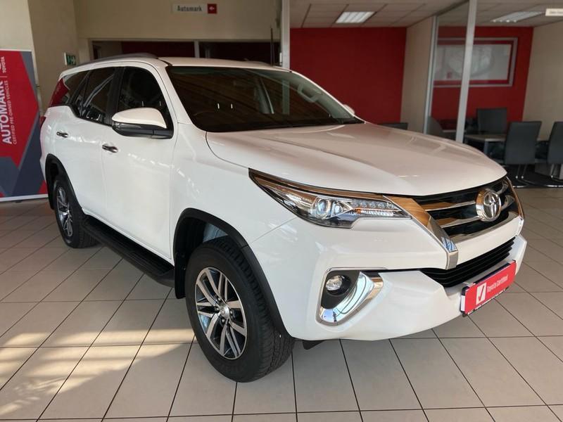 2019 Toyota Fortuner 2.8GD-6 4X4 Auto Gauteng Centurion_0
