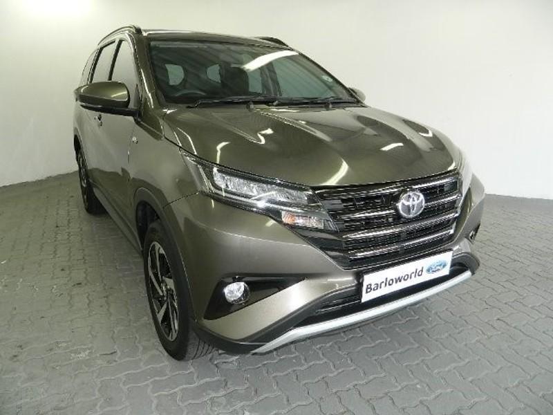 2018 Toyota Rush 1.5 Auto Western Cape Cape Town_0
