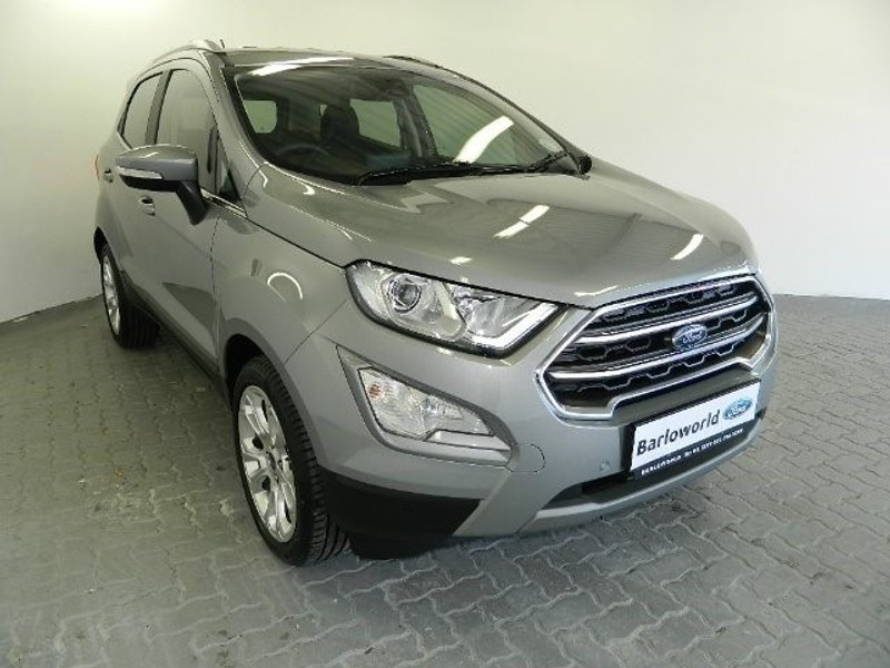 2020 Ford EcoSport 1.0 Ecoboost Titanium Auto Western Cape Cape Town_0
