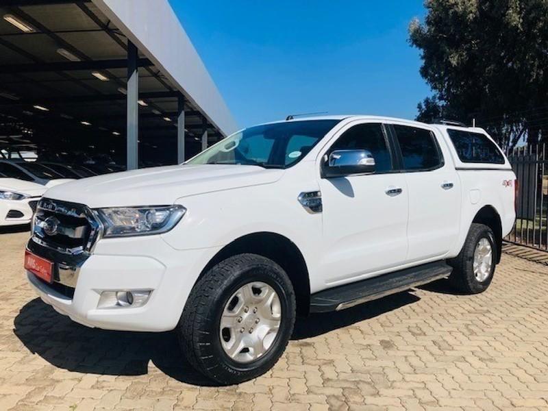 2018 Ford Ranger 3.2 TDCi XLT 4x4 Auto Double-Cab Gauteng Centurion_0
