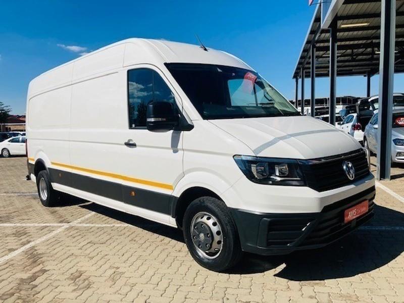 2018 Volkswagen Crafter 50 2.0TDi 103KW LWB FC PV Gauteng Centurion_0