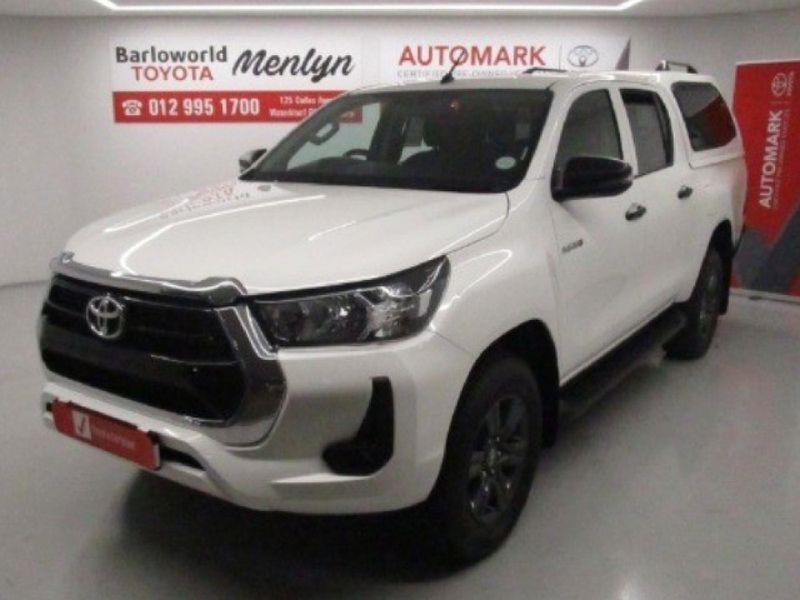 2021 Toyota Hilux 2.4 GD-6 RB Raider Double Cab Bakkie Gauteng Pretoria_0