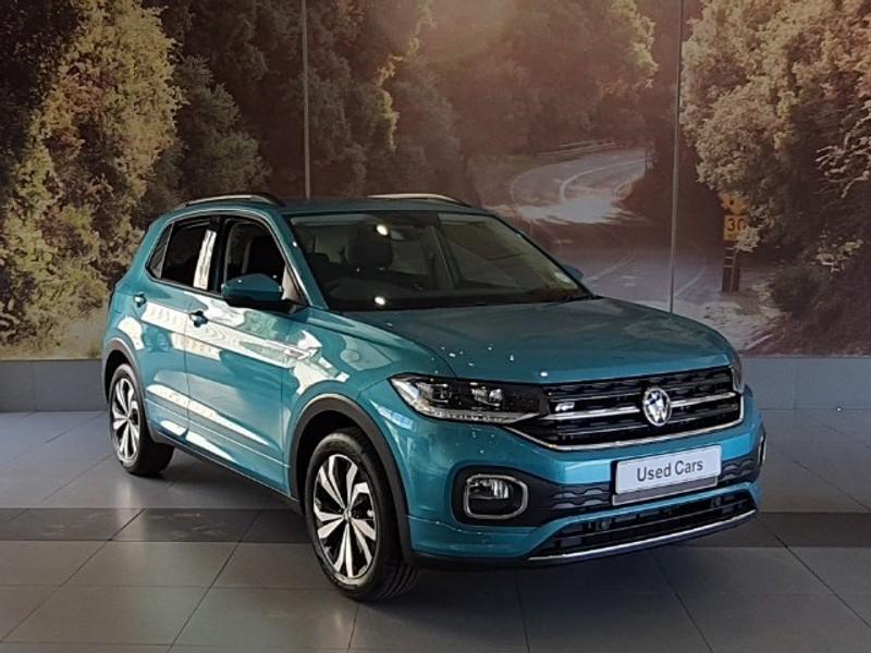 2021 Volkswagen T-Cross 1.0 TSI Comfortline Auto Gauteng Pretoria_0