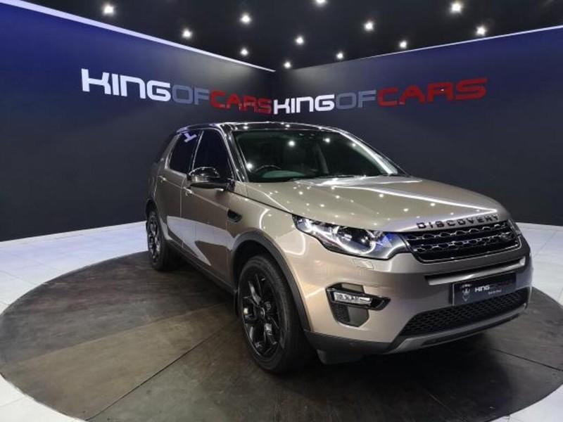 2015 Land Rover Discovery Sport Sport 2.0 Si4 SE Gauteng Boksburg_0