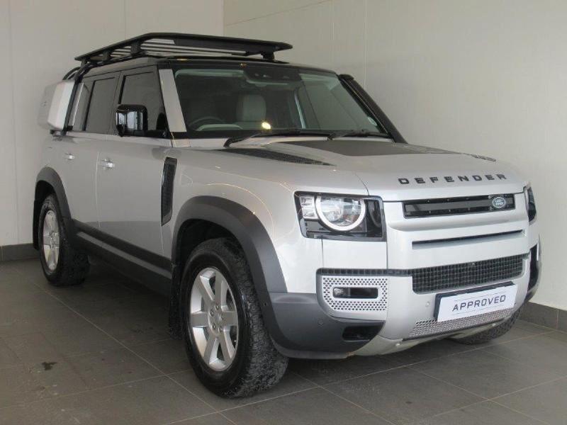 2020 Land Rover Defender 110 P400 S 294kW Gauteng Johannesburg_0