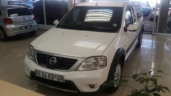 2011 Nissan NP200 1.5 Dci Se Pusc  Gauteng Johannesburg_0