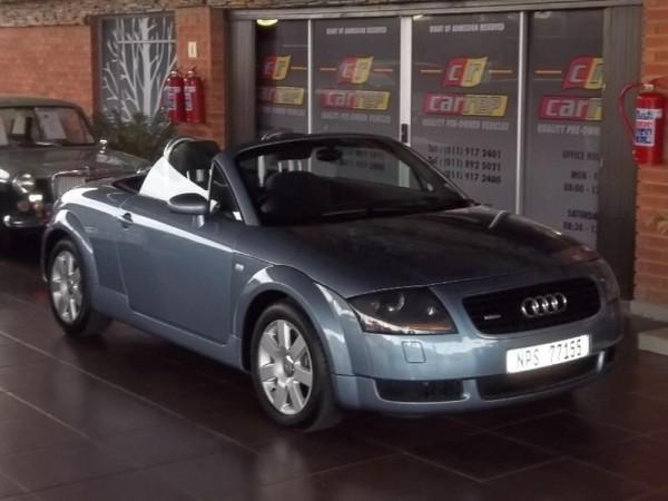 2004 Audi TT Coupe 1.8t Quattro Gauteng Boksburg_0