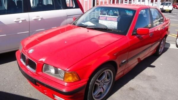 1998 BMW 3 Series 316i Auto Western Cape Cape Town_0