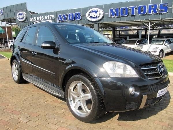 2007 Mercedes-Benz M-Class Ml 63 Amg Limpopo Louis Trichardt_0