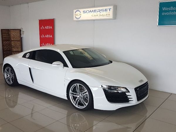2009 Audi R8 4.2 Fsi Quattro 6Speed Manual 309kW with extras Western Cape Strand_0