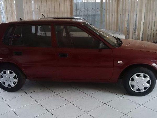 2006 Toyota Tazz 130 XE WITH 112000KM Gauteng Johannesburg_0