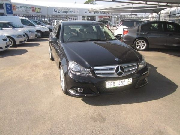 2011 Mercedes-Benz C-Class C200 Cdi Classic  At  Eastern Cape Port Elizabeth_0