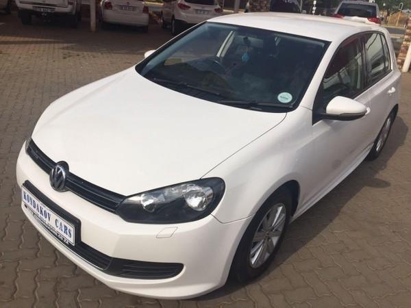 2011 Volkswagen Golf Vi 1.6 Tdi Comfortline  Gauteng Boksburg_0