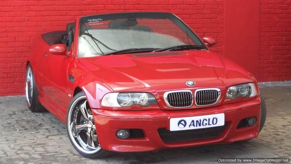 2005 BMW M3 Convertible e46  Gauteng Benoni_0