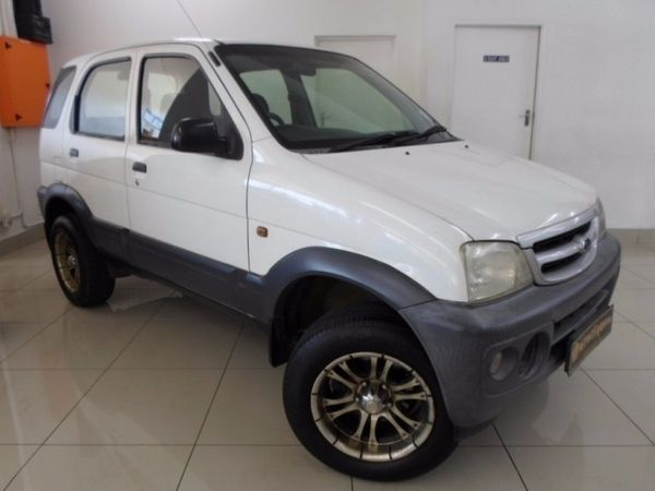 Used Daihatsu Terios 4x4 For Sale In Kwazulu Natal