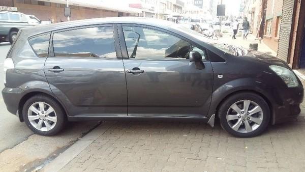 2009 Toyota Verso 1.6 SX Gauteng Johannesburg_0