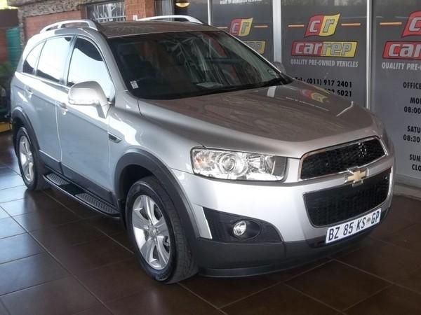 2012 Chevrolet Captiva 2.4 Lt 4x4 Gauteng Boksburg_0