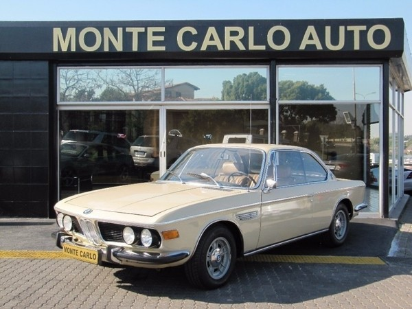 1971 BMW 6 Series 1971 BMW 2.8 CS Coupe Gauteng Sandton_0