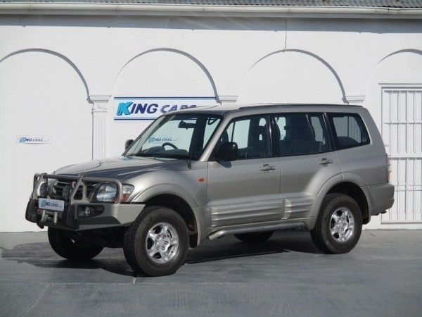 2001 Mitsubishi Pajero 3500i At 5dr Eastern Cape Port Elizabeth_0