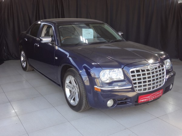 2007 Chrysler 300C 5.7 Hemi V8 At Gauteng Johannesburg_0