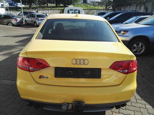 2010 Audi S4 3.0 Tfsi Quattro Stronic  Kwazulu Natal Pinetown_0