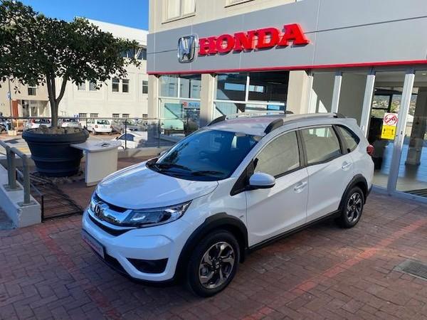 2021 Honda BR-V 1.5 Comfort Western Cape Bellville_0