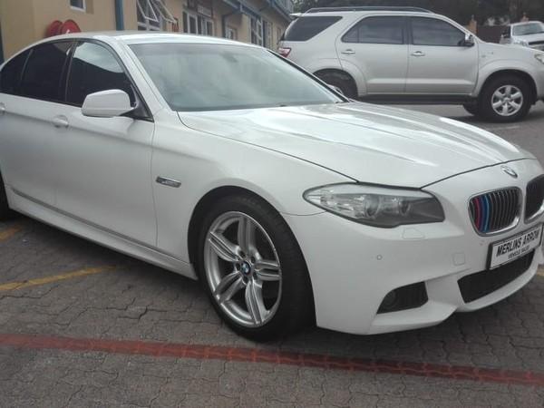 2012 BMW 5 Series 520d At M Sport f10 Gauteng Randburg_0