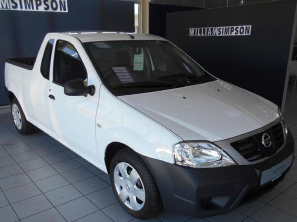 2020 Nissan NP200 1.6  Ac Safety Pack Pu Sc  Western Cape Cape Town_0