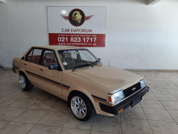 1985 Toyota Corolla 1.6 Sprinter Western Cape Diep River_0