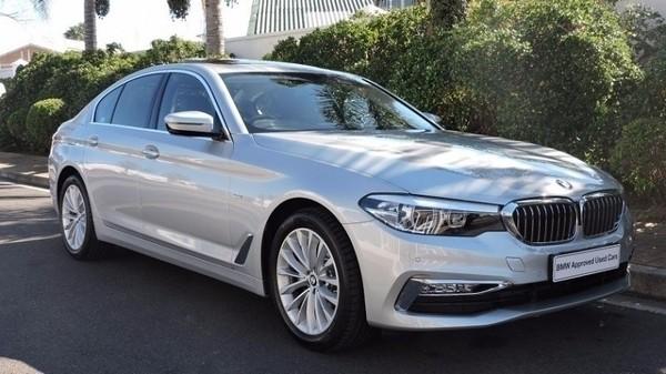 2017 BMW 5 Series 520d Luxury Line Auto Western Cape Strand_0