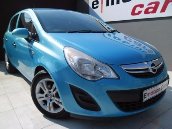 Used Opel Corsa 14 Essentia 5dr For Sale In Gauteng Cars