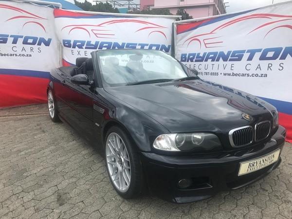 2005 BMW M3 Convertible e46  Gauteng Randburg_0