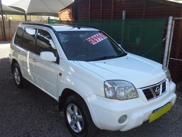 2001 Nissan X-trail 2.2d r41 Gauteng Pretoria_0