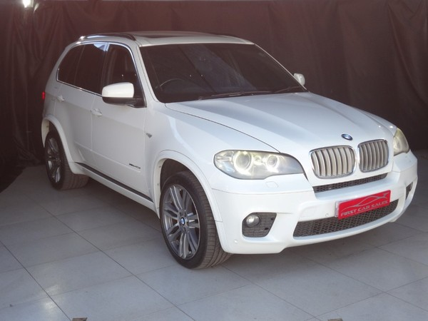 2011 BMW X5 Xdrive40d At Gauteng Johannesburg_0