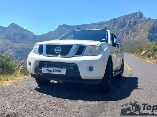 2011 Nissan Navara 3.0 Dci  Le At 4x4 Pu Dc  Western Cape Cape Town_0