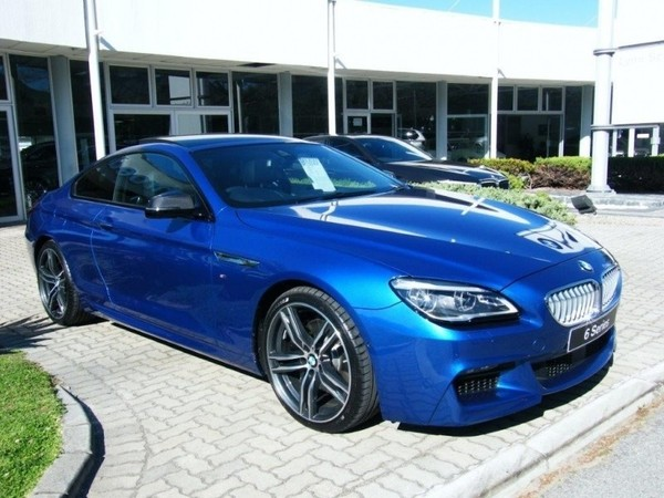 2018 BMW 6 Series 650M Sport Limited Individual Western Cape George_0