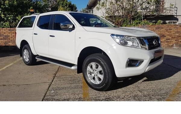 2020 Nissan Navara 2.3D SE Auto Double Cab Bakkie Western Cape Paarl_0