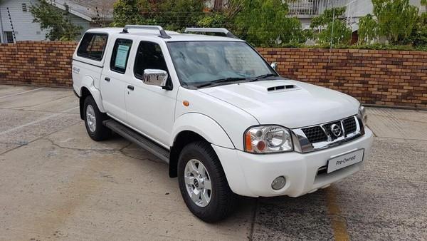 2018 Nissan NP300 Hardbody 2.5 TDi 4X4 Double Cab Bakkie Western Cape Paarl_0