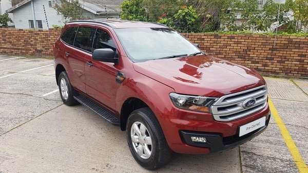 2018 Ford Everest 2.2 TDCi XLS Auto Western Cape Paarl_0