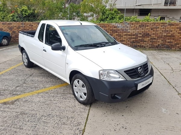 2020 Nissan NP200 1.6  Ac Safety Pack Pu Sc  Western Cape Paarl_0