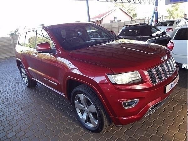 2013 Jeep Grand Cherokee 3.6 Overland Gauteng Pretoria_0