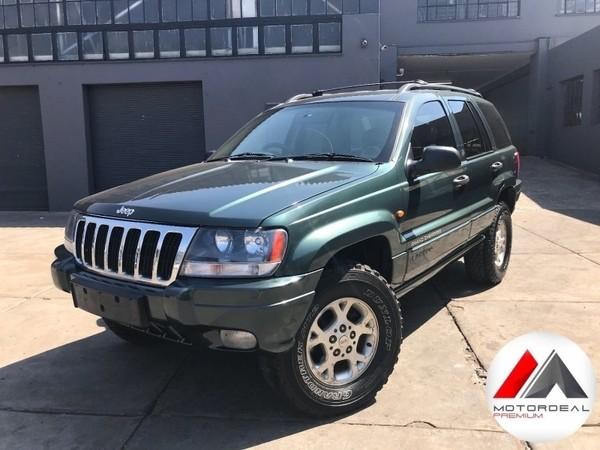 2000 Jeep Grand Cherokee Ltd 4.0  Gauteng Vanderbijlpark_0